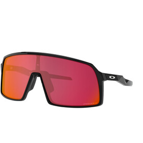Oakley Sutro Occhiali da sole Uomo, polished black/prizm snow torch